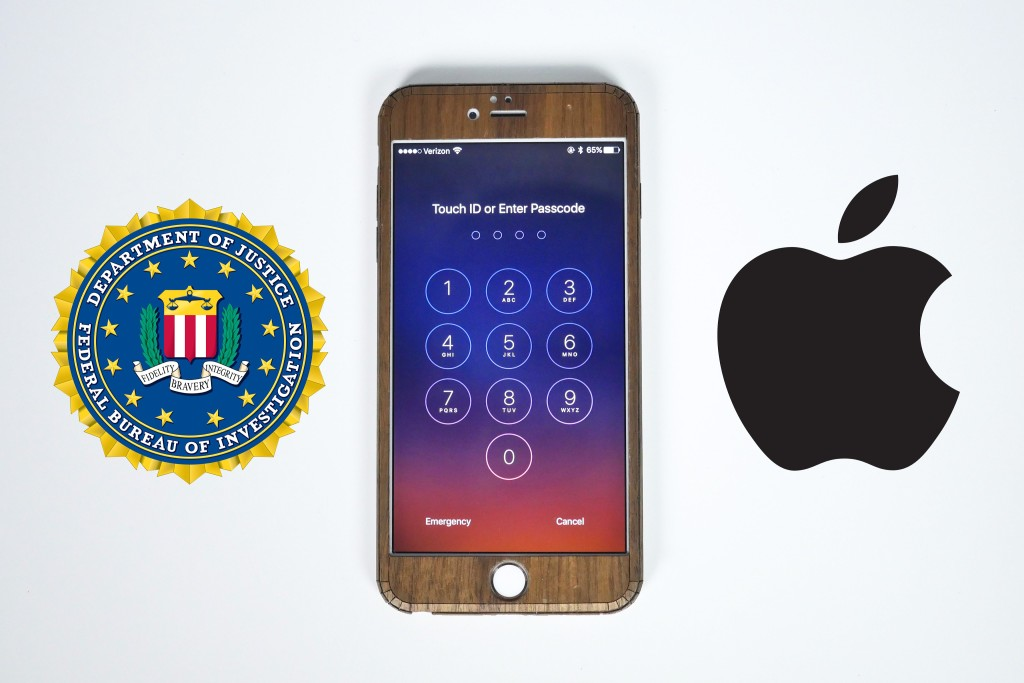 FBI Apple iPhone Software War