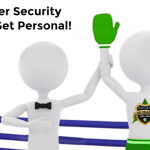 Cyber security can get personal